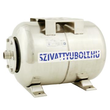 Kínai 24 literes INOX hidrofor tartály