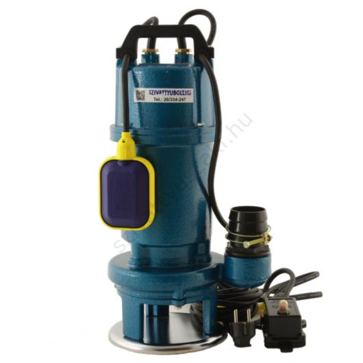 Kopro WQ 15-7-1,1 vágókéses szennyvíz szivattyú